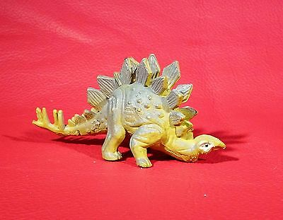 1972 Inpro STEGOSAURUS old Plastic SMALL DINOSAUR vintage collectable toy figure