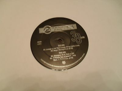 """Lovage - Lovage EP - 2001 12"""" EP 75 Ark, Tommy Boy Records"""