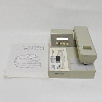 X-Rite 810TR Transmission Reflection Densitometer XRite 810 Excellent condition