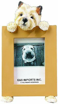 Cairn Terrier Dog Picture Photo Frame