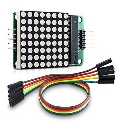 kwmobile 8x8 LED Matrix module for Raspberry Pi and Arduino