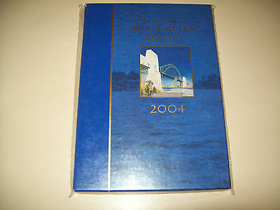 Collection Of Australian Stamps Book 2004  Complete Still In Plastic Wrapper