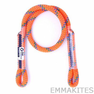 "10mm or 3/8"" 24kN Prusik Swen Eye-to-eye Loop 30 /45"" For Hauling Tree Climbing"