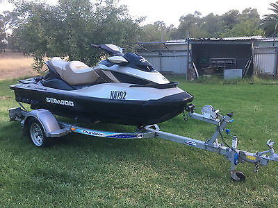 Seadoo GTX Limited 2009, 255 supercharged