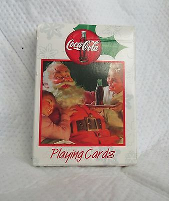 Coca-Cola Playing Cards..new From 1999