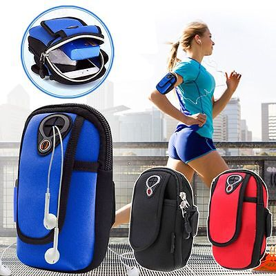 Sports ArmBand Case For iPhone 7/7 Plus Running Jogging Wrist Arm Band Pouch Bag