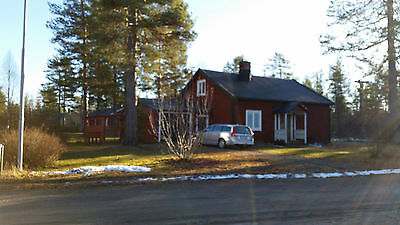 Lovely Three Bedroom House in Swedish Lapland