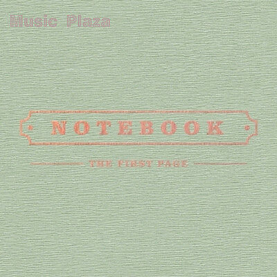 Park Kyung From Block. B 1St Mini Album [ Notebook ] Cd+Booklet+Photo Card