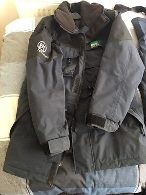 preston innovations Quilted Winter Suit