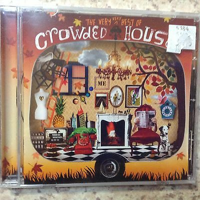 Crowded House - The Very Best Of New CD