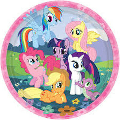 Set Of 12 Personalised  My Little Pony Cake Bags