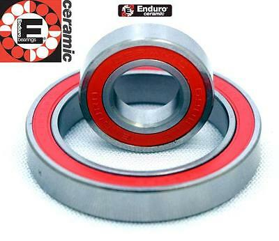 CH 6901 LLB ENDURO (12X24X6mm) HYBRID CERAMIC BIKE BEARING/CUSCINETTO BICI