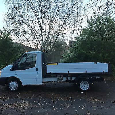 Ford Transit Tipper T350