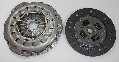 New Vw Crafter 2.5 Tdi Hrf Shiftmatic Gearbox Clutch Plate Pressure Plate Kit
