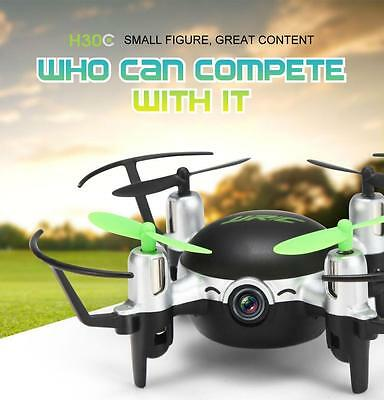 JJRC H30C Mini 2.4G 4CH 6Axis RC Drone With 2MP Camera Quadcopter RTF UK!