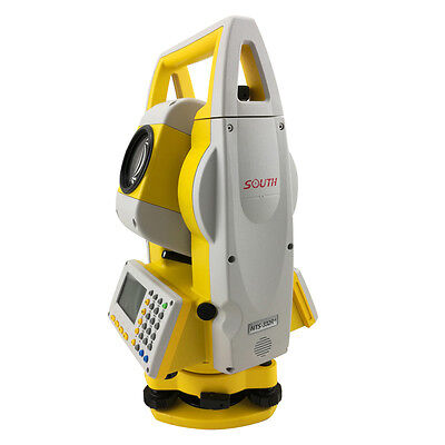 "SOUTH NTS-332R4  2"" TOTAL STATION laser plummet   Reflectorless 400m"