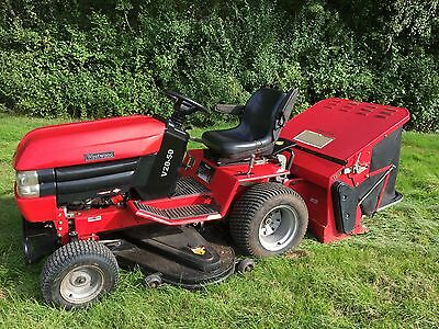 """Westwood 20-50 Ride On Tractor Mower With 50"""" Cutting Deck"""