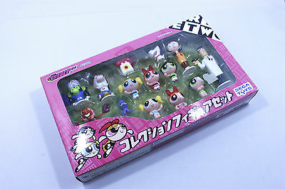 NEW RARE Powerpuff Girls Collection Figure SEGA TOYS WB Free Shipping FS 12