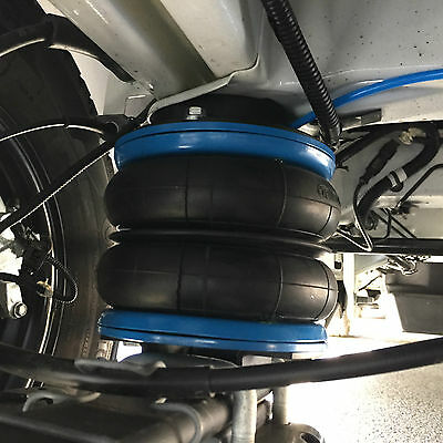 Fiat Ducato/peugeot Boxer/citroen Relay 2006-16 Air Suspension Kit+12Vcompressor