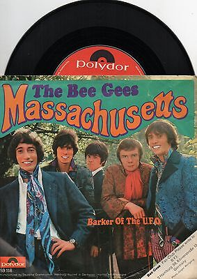 Sg. -    THE BEE GEES   -    MASSACHUSETTS    -