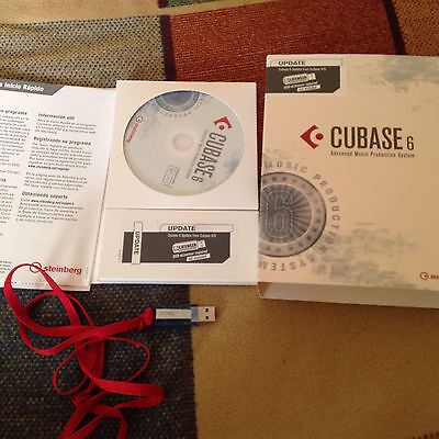 Cubase 7/7.5 with dongle