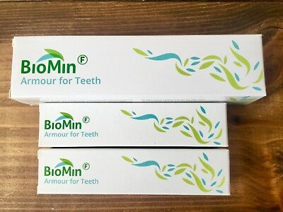 BioMin F Toothpaste Set - prevent decay and treat sensitivity while you sleep