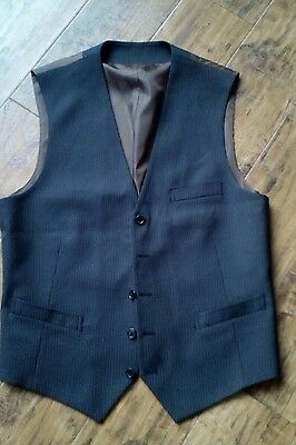 Men's waistcoat Milan Collection size 40R