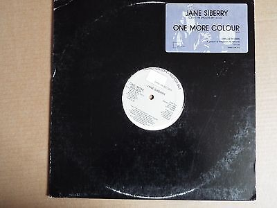 Jane Siberry-One more Colour 12""