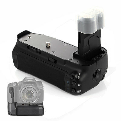 Vertical BG-E7 Battery Grip Replacement For Canon EOS 7D SLR Camera