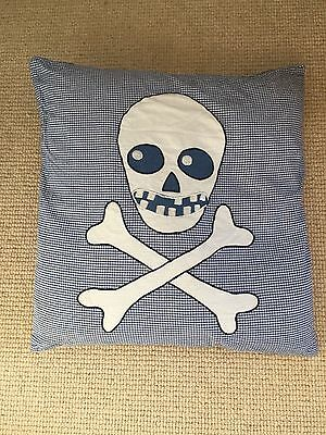 Pirate Pillow for Boys Bedroom