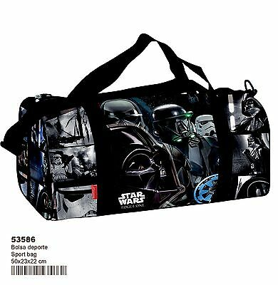 STAR WARS IMPERIAL Bolsa de deporte / Bolso de viaje/ Sport Travel Bag