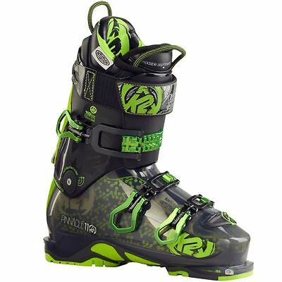 K2 Pinnacle 110 HV Ski Boots Mens Unisex Skiing Footwear New