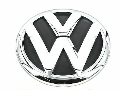 Genuine New VW VOLKSWAGEN REAR DOOR BADGE Emblem For Caddy 2010+ Van TDI TSI
