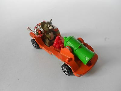 Tom And Jerry - Toy Car - Cartoon Characters - Corgi