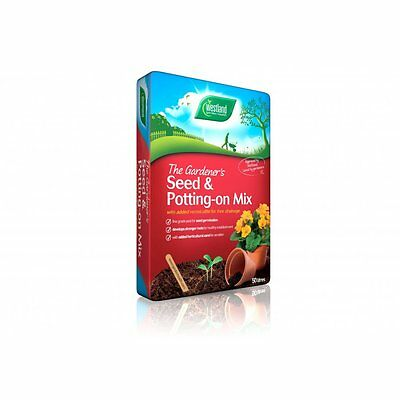 Westland Gardeners Seed & Potting-on Compost 50 Litre - Next Day Delivery