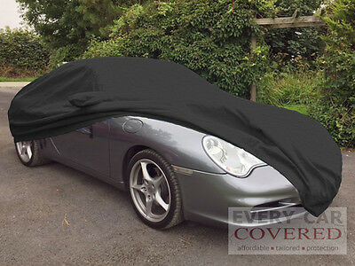Porsche 911 996 C2/S & Carrera 1997-2004 Coupe/Cab DustPRO Indoor Car Cover