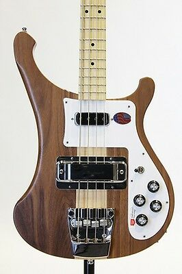 RICKENBACKER 4003S Walnut  From JAPAN free shipping #R1309