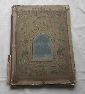 D'albert's Exposition Album 1851 - Sheet Music - Great Exhibition Crystal Palace