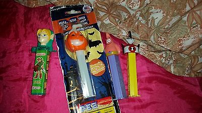 11 Disney Collectable Pez Sweet / Candy Holders