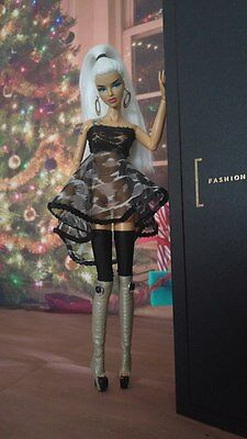 fashion royalty, outfit fr2, OOAK outfit shoes, fashion royalty dol, FR 2, FR 3