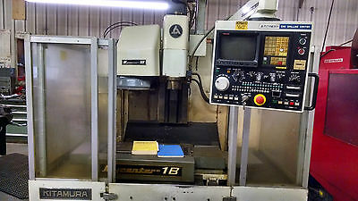 CNC Vertical Milling Machine 1985  Kitamura CNC Machineing center