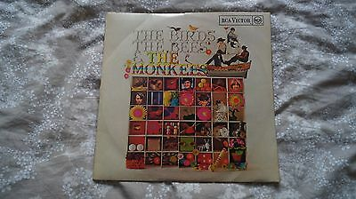 The Monkees : The Bird And The Bees Vinyl Lp