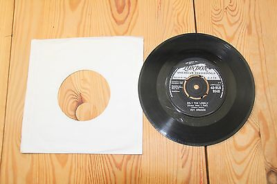 Roy Orbison, Only The Lonely, 7 inch single