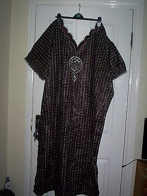 Traditional African Women Outfit/dress/kaftan Free Size