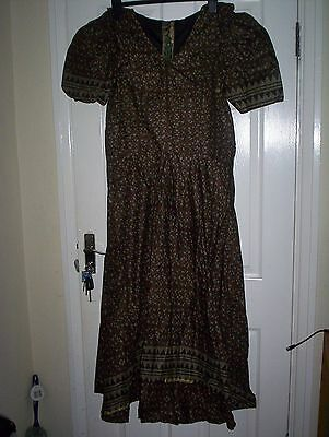 Traditional African Women Outfit/dress/suit Bust 42 Size 14/16