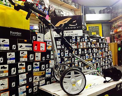 Powakaddy Freeway Sport Electric Trolley Fully Serviced. Good Condition