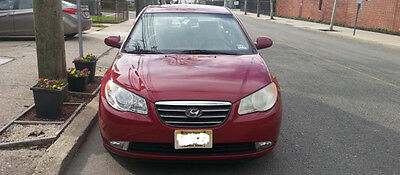 2007 Hyundai Elantra GLS Sedan 4-Door 2007 hyundai elantra GLS 2.0 V4 engine very clean remote starter