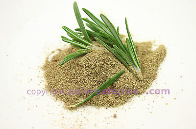 ROMARIN, moulu, ROSEMARY, leaf-powder  90 g