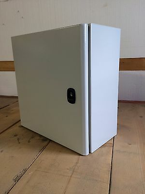 """Schneider Electric,nsys3Dc5525,metal Enclosure,20X20X10"""",nema 4 Rated, New!"""
