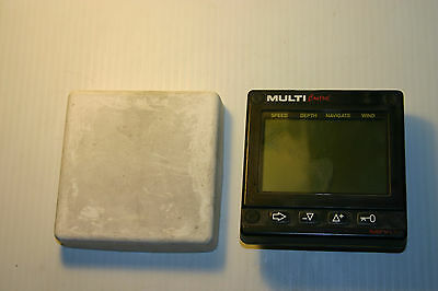 Nexus Multi Control Display and Protective Cover Tested Working Condition